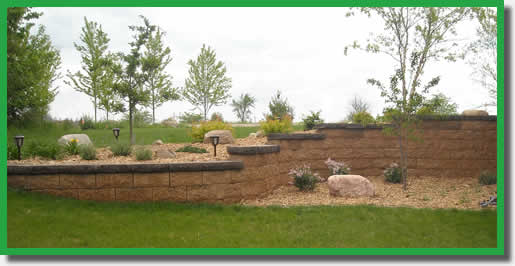 Landscape work by TJ's Landscape Services